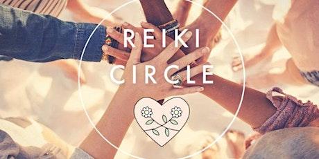 Open Reiki Circle & Reiju (Online) tickets