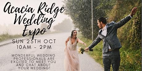 Acacia Ridge Wedding Expo tickets