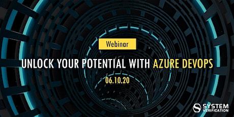 Webinar: Unlock your potential with Azure DevOps tickets