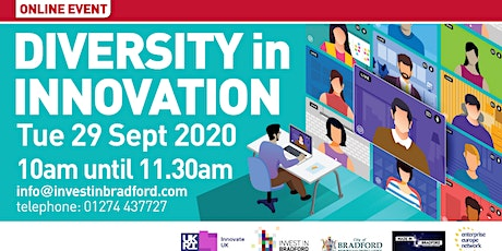 Diversity in Innovation tickets