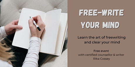 Free-write your mind tickets