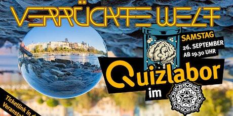 Quizlabor Brandenburg #4 - Open Air! Tickets