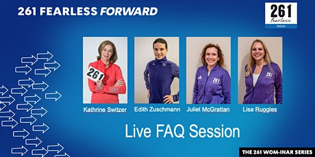 261 Fearless Forward Live Forum tickets