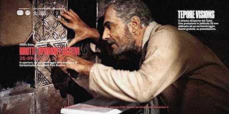 tepore visions:  Brutti, sporchi e cattivi (1975) in pellicola 35 mm biglietti