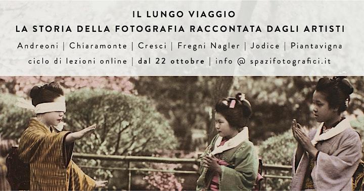 Immagine Una fotografia   Luca Andreoni   Open Lecture - LIVE