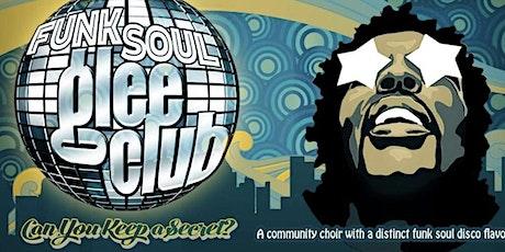 Funk soul glee club community choir tickets
