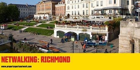 NETWALKING RICHMOND: Property & Construction networking in aid of LandAid tickets