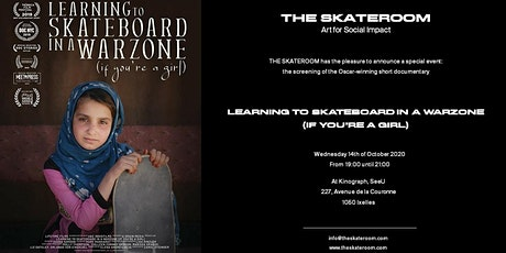 "Screening ""Learning How to Skateboard in a Warzone (if you're girl)"" tickets"