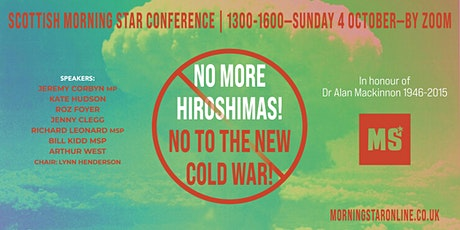 Scottish Morning Star Conference. tickets