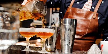 Craft Cocktails & Mixology Class (Drinks and Appetizers) tickets