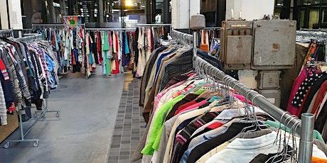 Private Shopping by De Vintage Kilo Sale 26 sept 10/11.30 uur tickets