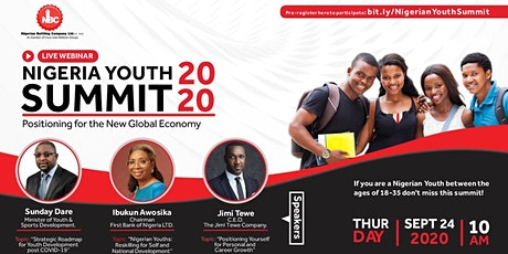 Nigeria Youth Summit tickets