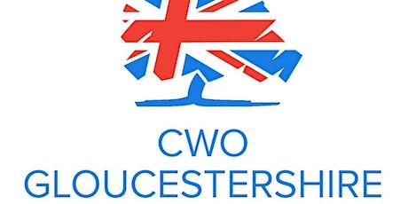 Gloucestershire CWO #AskHerToStand tickets