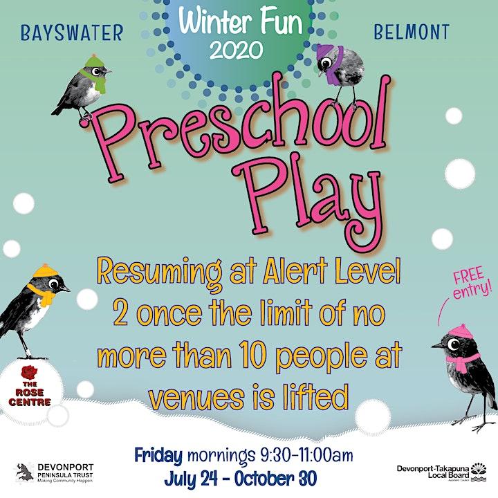 Winter Fun Preschool Play image