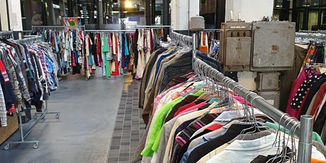 Private Shopping by De Vintage Kilo Sale 26 sept 11.30/13 uur tickets