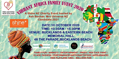 Vibrant Africa Family Day 2020 tickets