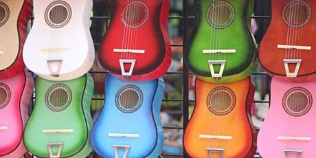 Ukulele sessions for Adults tickets