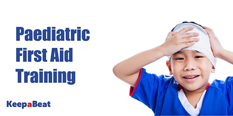 Blended -  Level 3 Paediatric First Aid Course tickets
