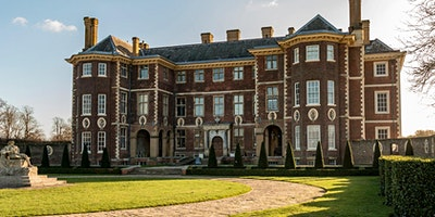 Timed entry to Ham House and Garden (21 Sept - 27