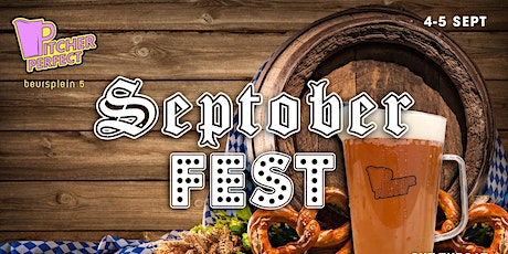Closing Weekend - Oktoberfest - Pitcher Perfect tickets