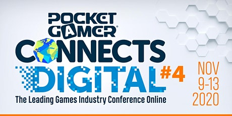 PG Connects Digital #4 tickets