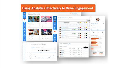 Using analytics effectively to drive engagement tickets