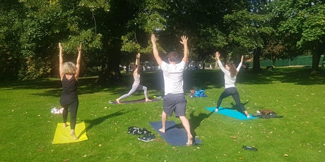 Yoga in the  Phoenix Park tickets