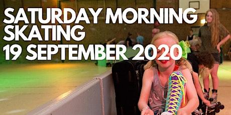 Saturday Morning Skating - 19 September 2020 tickets