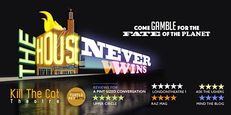 The House Never Wins - Hosted by The Lowry tickets