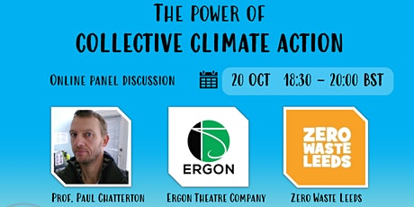 The Climate Press presents: The power of collective climate action tickets