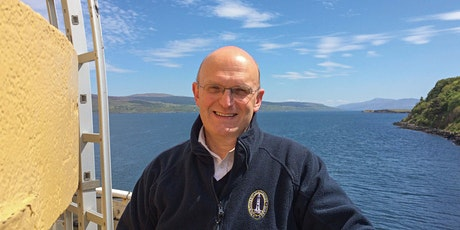 Discover the Northern Lighthouse Board with Mike Bullock tickets
