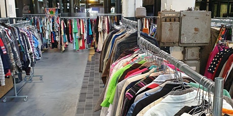 Private Shopping by De Vintage Kilo Sale 27 sept 14.30/16 uur tickets