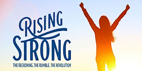 Rising Strong tickets