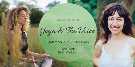 Yoga & The Voice tickets