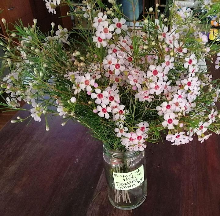 Flowers like to Dine image