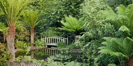 Timed entry to Trengwainton Garden (21 Sept - 27 Sept) tickets
