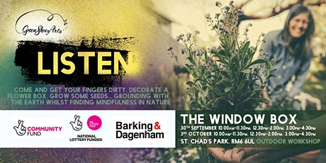 The Window Box - LISTEN Festival tickets