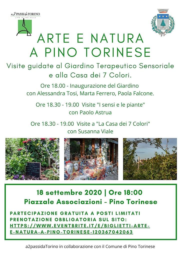 Immagine Arte e Natura a Pino Torinese