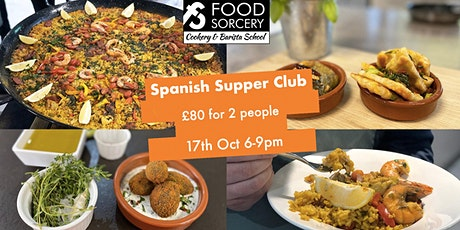Spanish Supper club - Jan // Antonio tickets