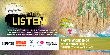 RAFTS Workshop - LISTEN Festival tickets