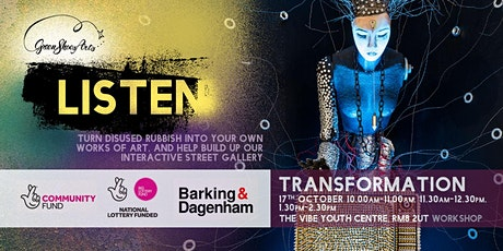Transformation - LISTEN Festival tickets
