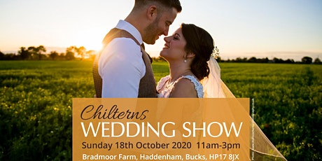 Chilterns Wedding Show, Bradmoor Farm, Aylesbury tickets