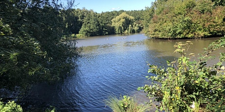 4 Mile Easy Walk Around Bestwood Park and Mill Lakes tickets