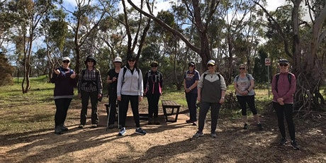 Weekend Walks for Women - Onkaparinga National Park 11th of October tickets