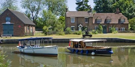 Timed ticket to River Wey & Godalming Navigations  (21 Sept -27 Sept) tickets