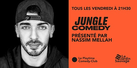 Jungle Comedy : Bienvenue dans la Jungle de l'Humour ! billets
