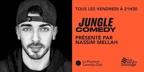 Jungle Comedy : Bienvenue dans la Jungle de l'Humour ! billets