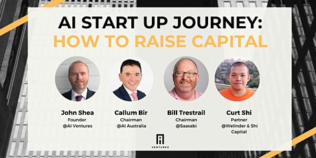 AI Startup Journey: How to raise capital tickets