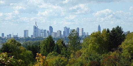 So,18.10.20 Wanderdate   Der Frankfurter Grüngürtel zum Lohrberg für 40-65J Tickets