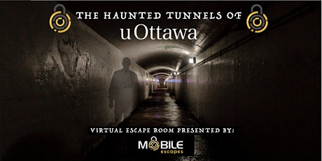 Virtual escape game – The Haunted Tunnels of uOttawa – uO Homecoming 2020 tickets